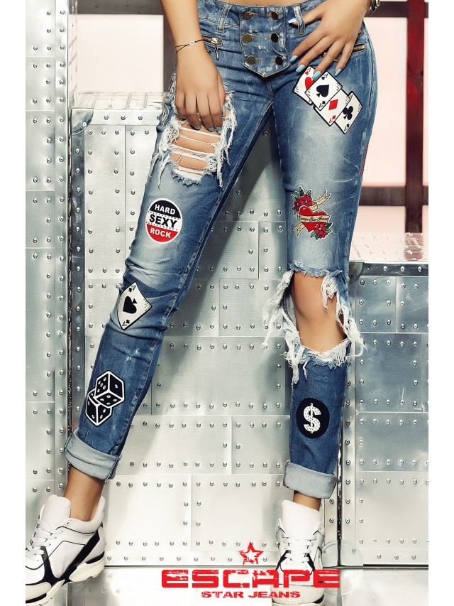 JEANS JAZZY