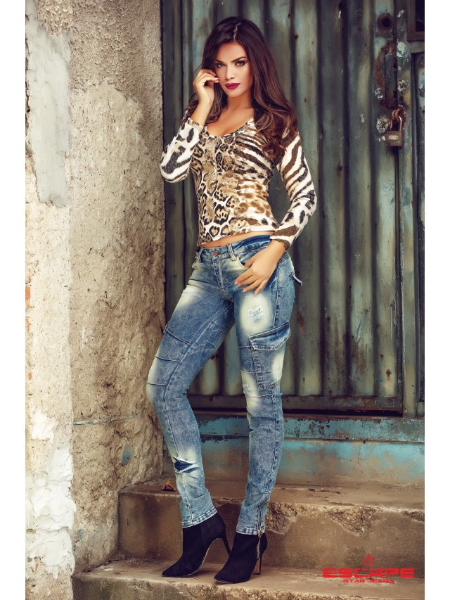 Bluza JENNIE JAGUAR