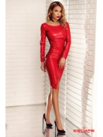 RONYA DRESS RED